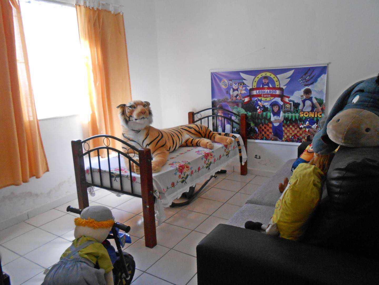 08-Casa- 2 dormitórios- Ocian- Praia Grande