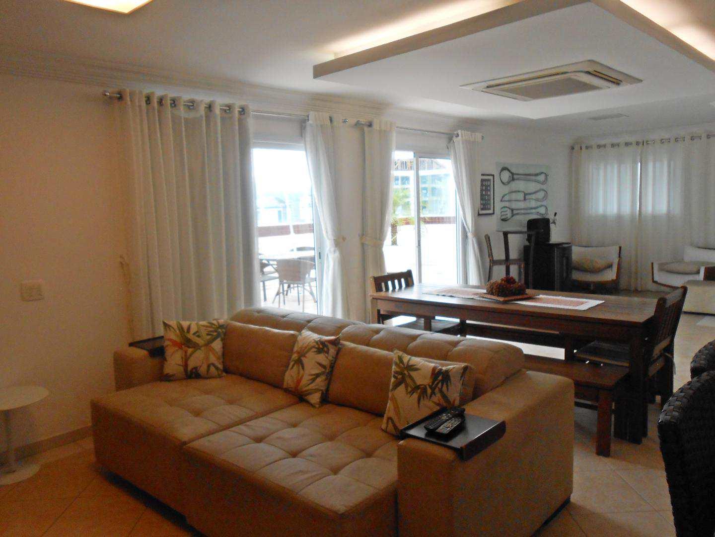 52-Cobertura- 03 dormitórios- Ocian- Praia Grande