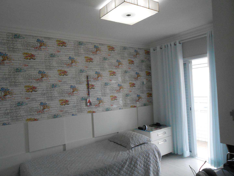 30-Cobertura- 03 dormitórios- Ocian- Praia Grande