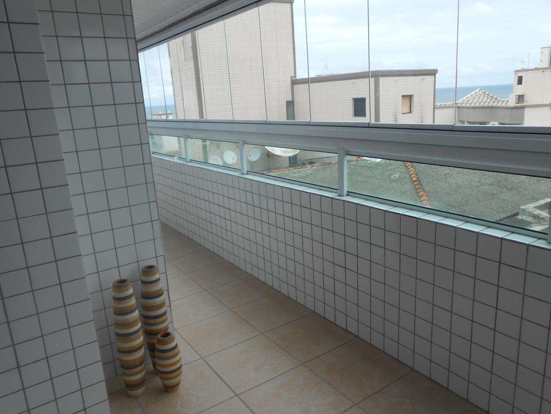 10-Cobertura- 03 dormitórios- Ocian- Praia Grande