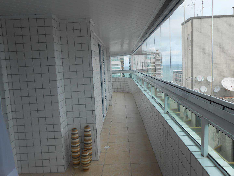 11-Cobertura- 03 dormitórios- Ocian- Praia Grande