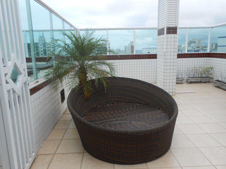 60-Cobertura- 03 dormitórios- Ocian- Praia Grande