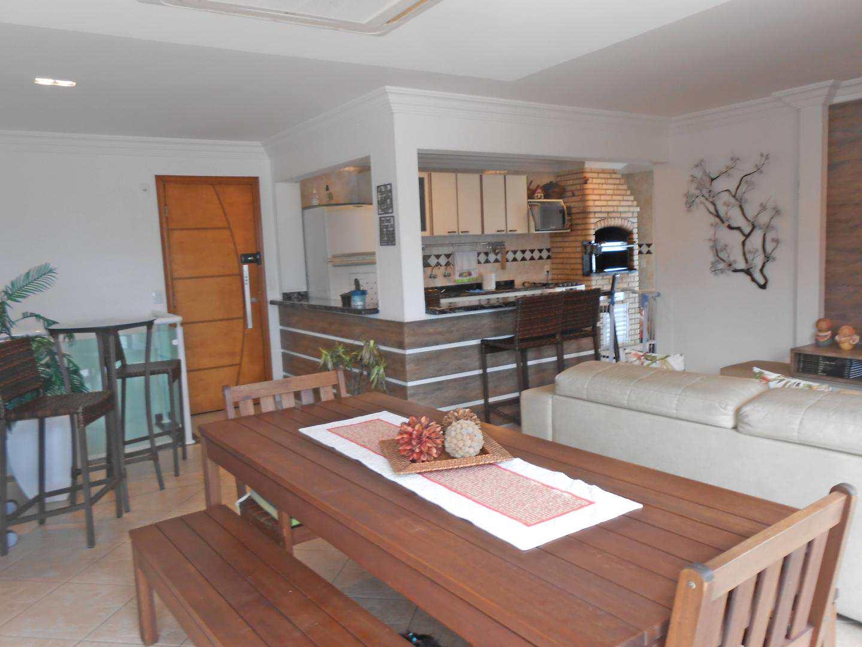 47-Cobertura- 03 dormitórios- Ocian- Praia Grande