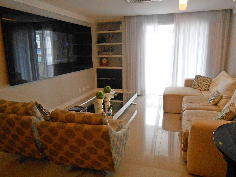 03-Cobertura- 03 dormitórios- Ocian- Praia Grande