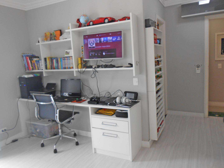 32-Cobertura- 03 dormitórios- Ocian- Praia Grande