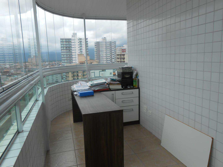 12-Cobertura- 03 dormitórios- Ocian- Praia Grande