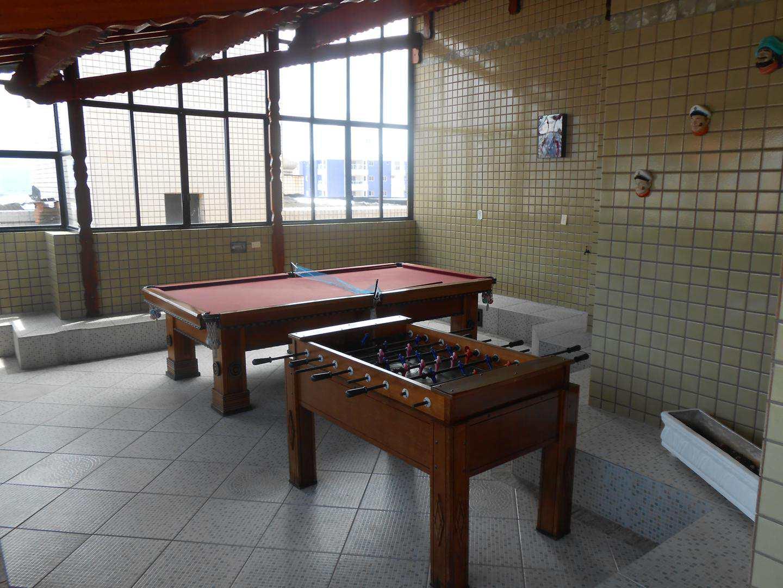 50-Cobertura- 04 dormitórios- Aviação- Praia Grande