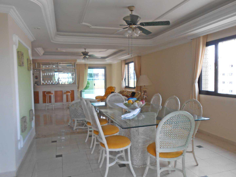 02-Cobertura- 04 dormitórios- Aviação- Praia Grande
