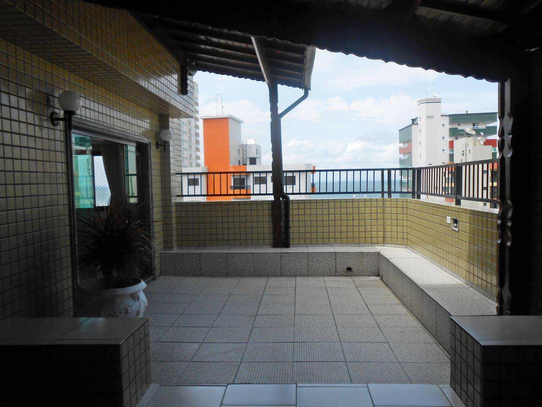 44-Cobertura- 04 dormitórios- Aviação- Praia Grande