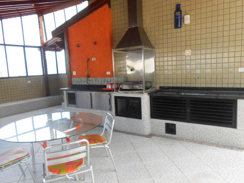 52-Cobertura- 04 dormitórios- Aviação- Praia Grande