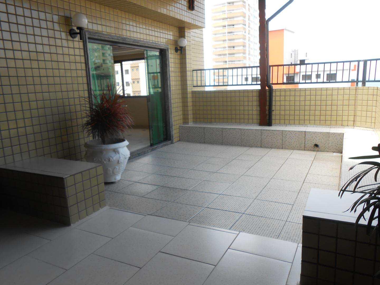 43-Cobertura- 04 dormitórios- Aviação- Praia Grande