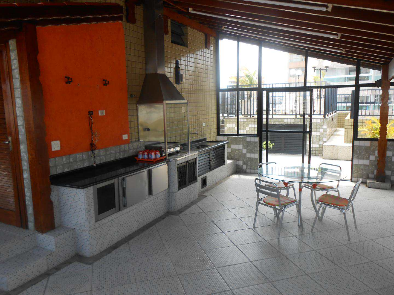 51-Cobertura- 04 dormitórios- Aviação- Praia Grande