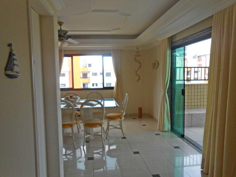 07-Cobertura- 04 dormitórios- Aviação- Praia Grande