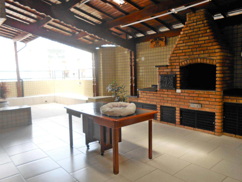 40-Cobertura- 04 dormitórios- Aviação- Praia Grande