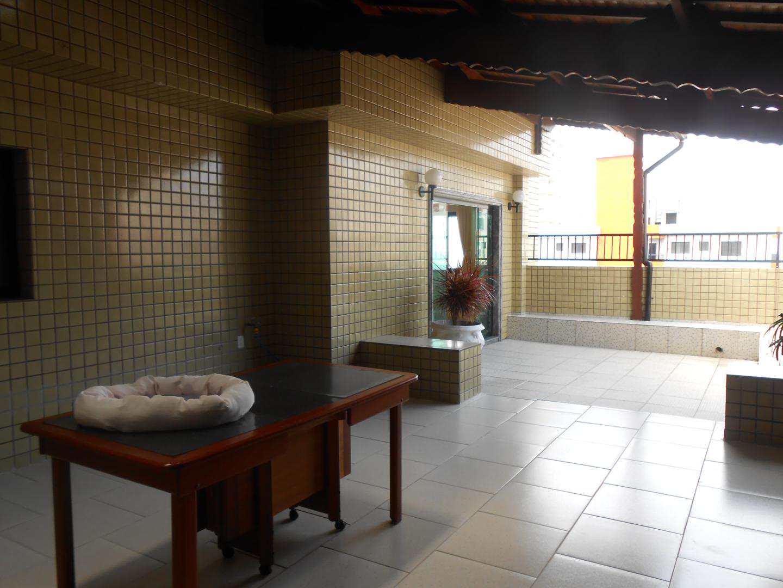 41-Cobertura- 04 dormitórios- Aviação- Praia Grande