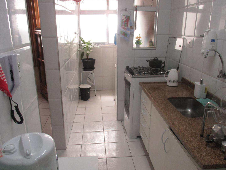 05-Apartamento 1 dorm no Forte em Praia Grande
