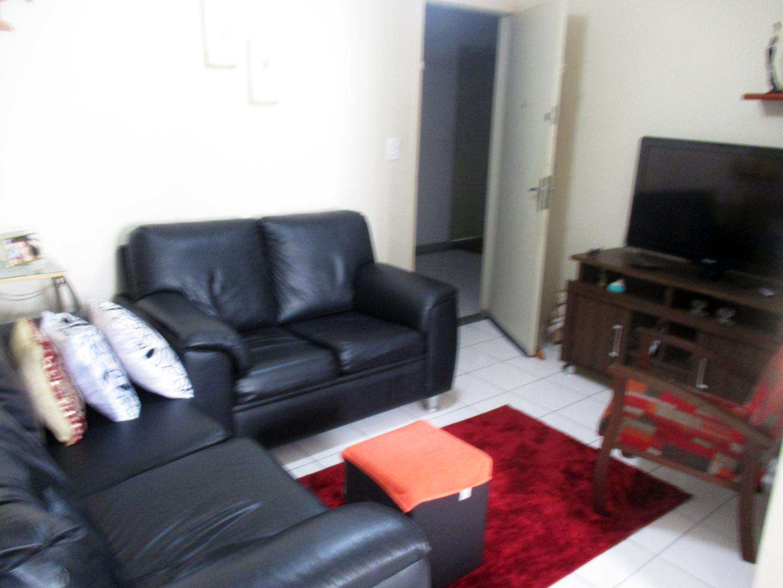 02-Apartamento 1 dorm no Forte em Praia Grande