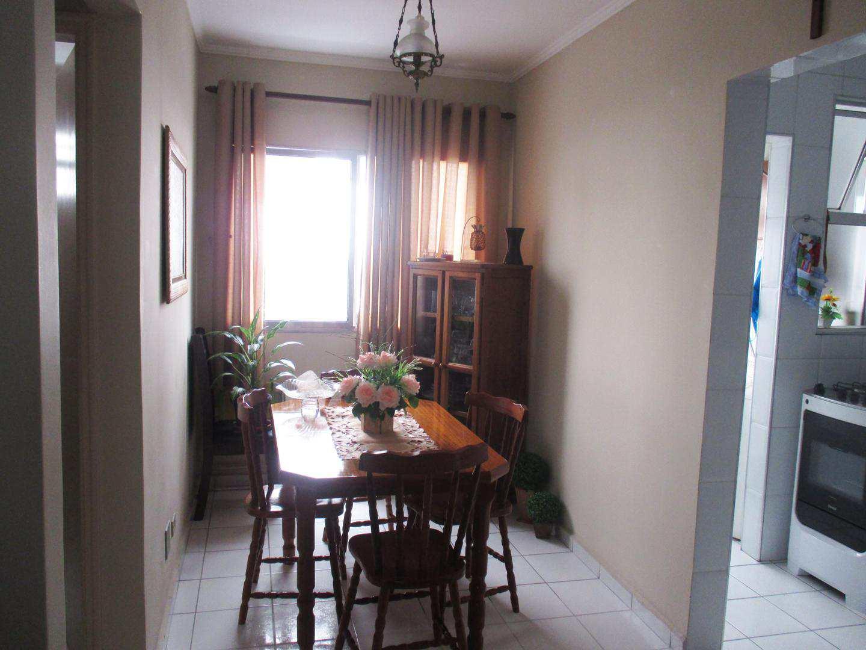 03-Apartamento 1 dorm no Forte em Praia Grande