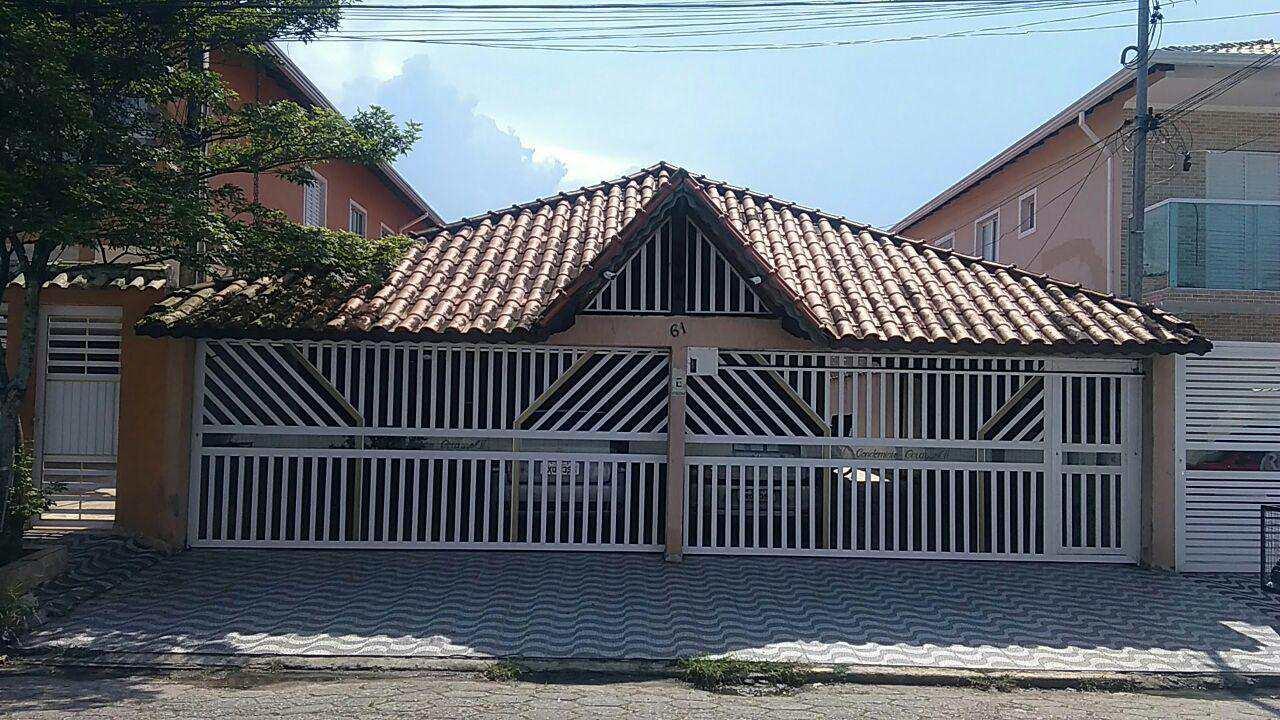 01- Casa- 02 dormitórios- Sítio do Campo- Praia Grande