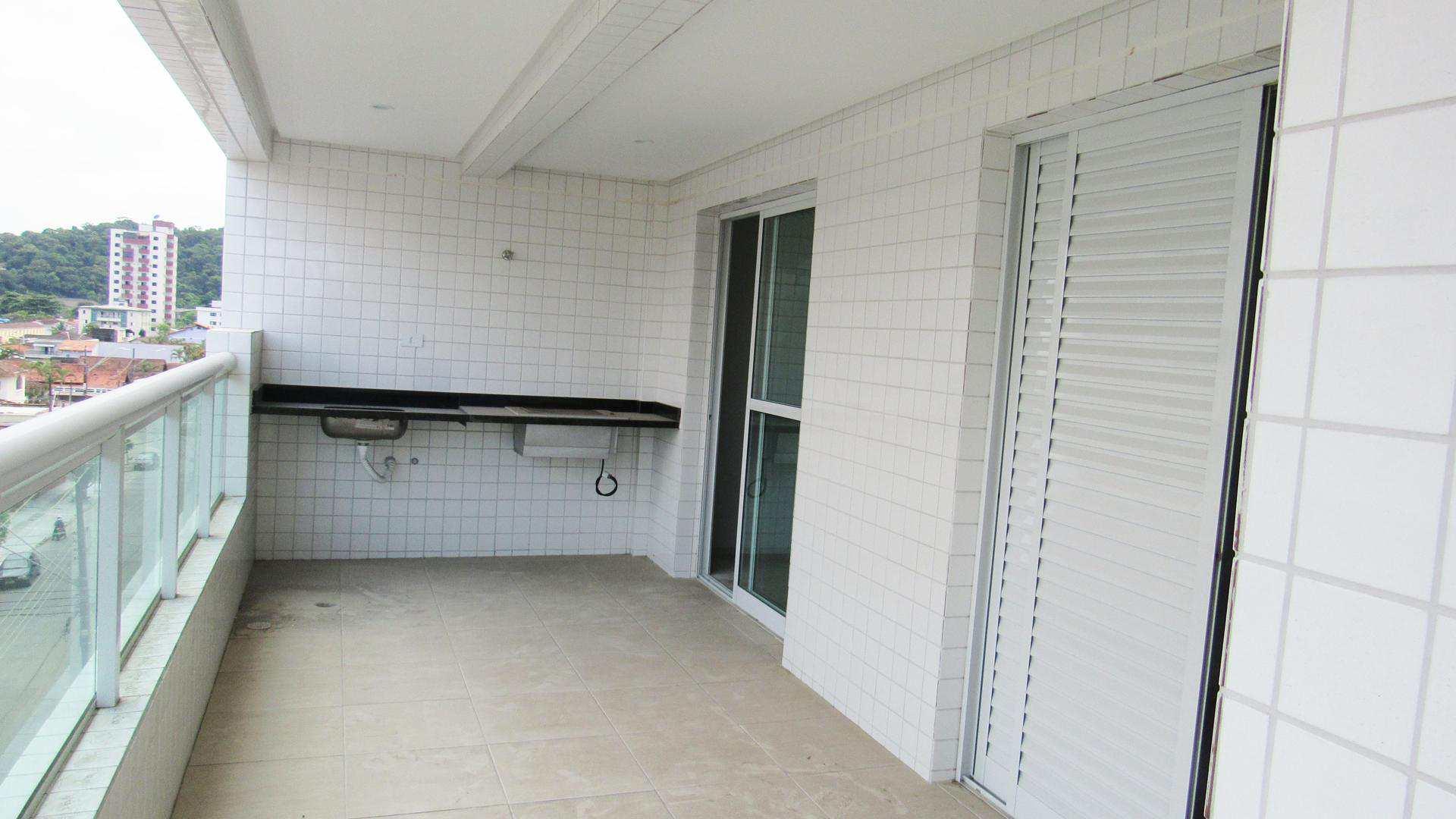 10-Apartamento 2 dorms no Forte em Praia Grande