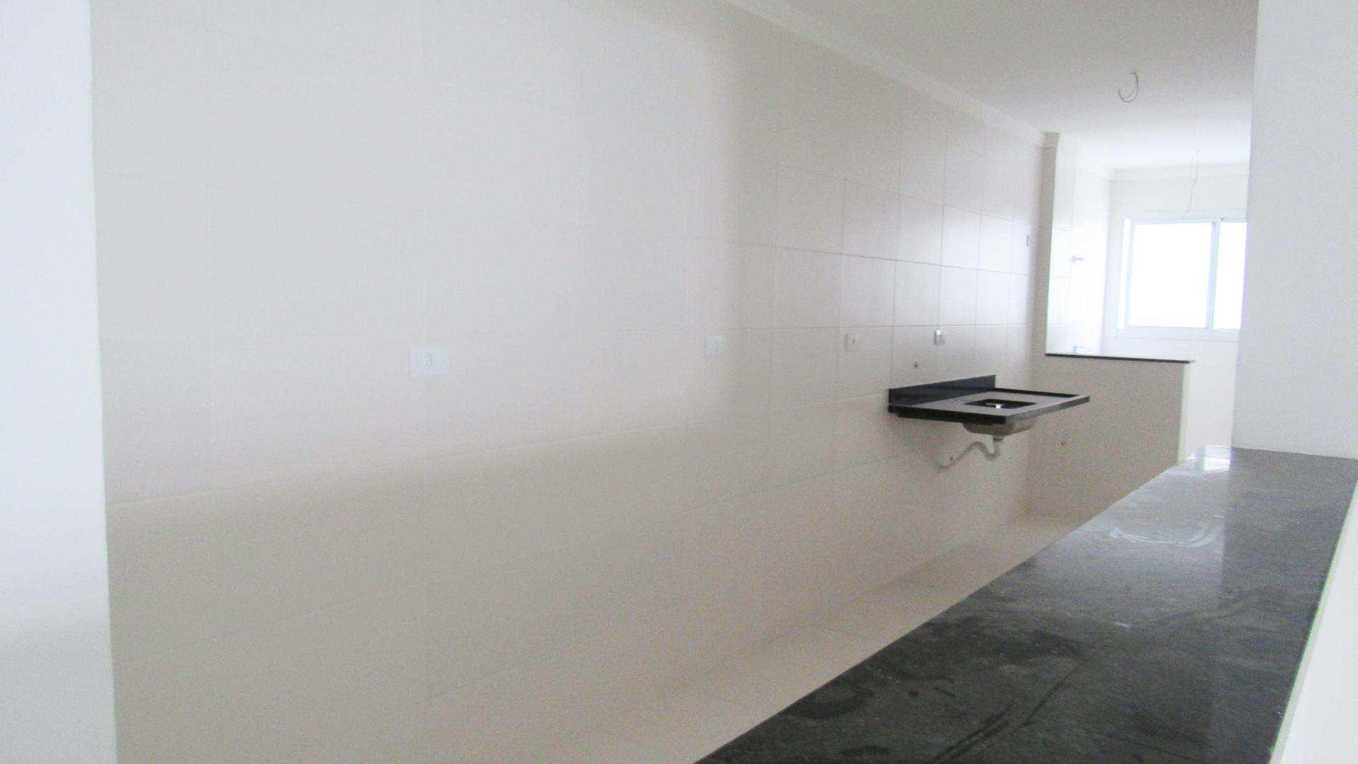03-Apartamento 2 dorms no Forte em Praia Grande