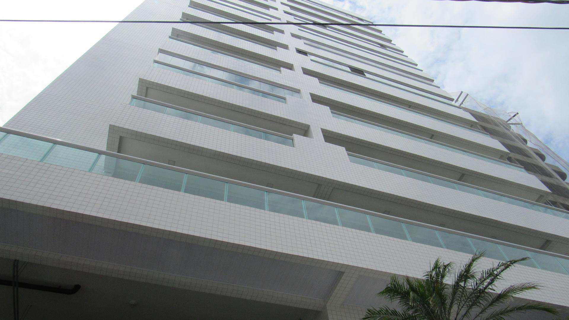 26-Apartamento 2 dorms no Canto do Forte em Praia Grande