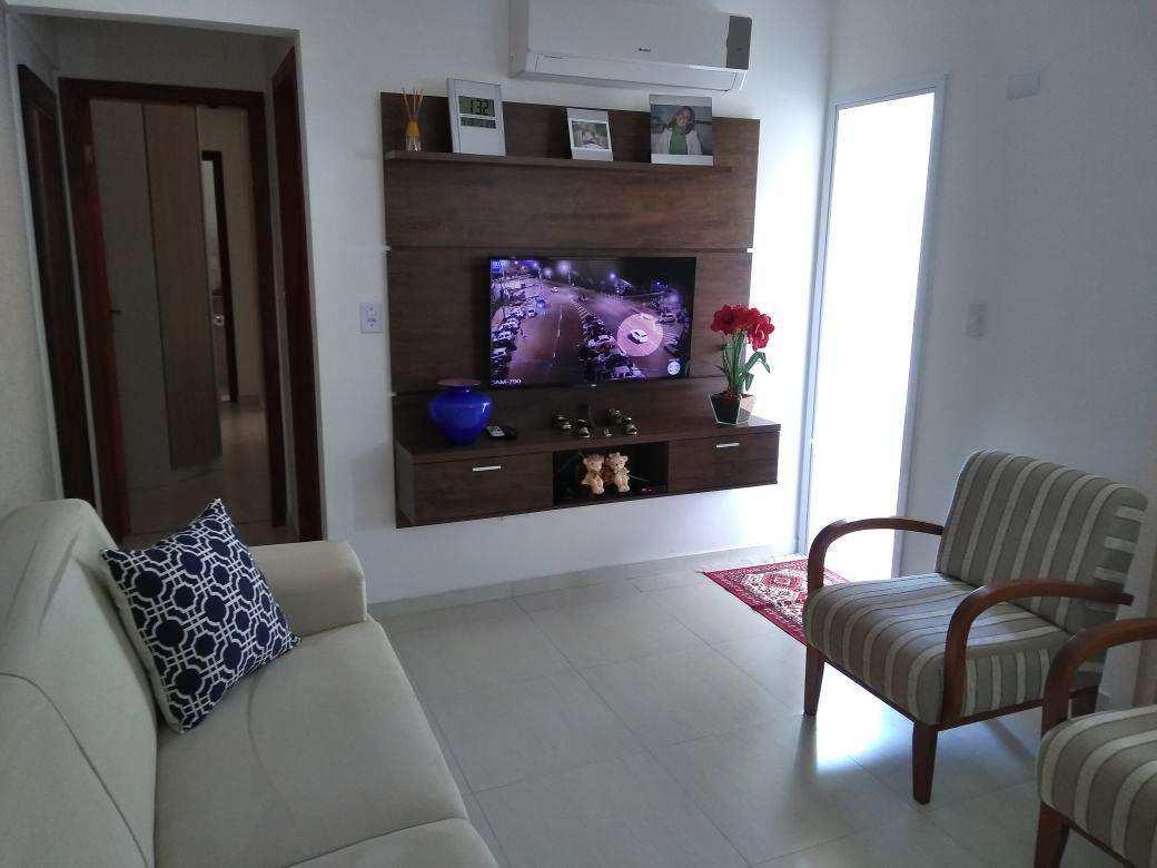 06-- Apartamento- 01 dormitório- Boqueirão- Praia