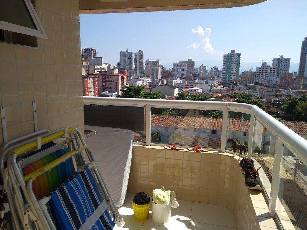 13-Apartamento- 01 dormitório- Boqueirão- Praia