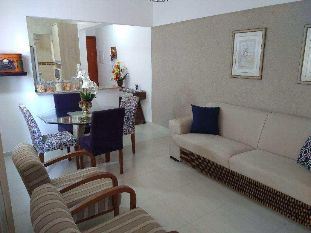 01- Apartamento- 01 dormitório- Boqueirão- Praia