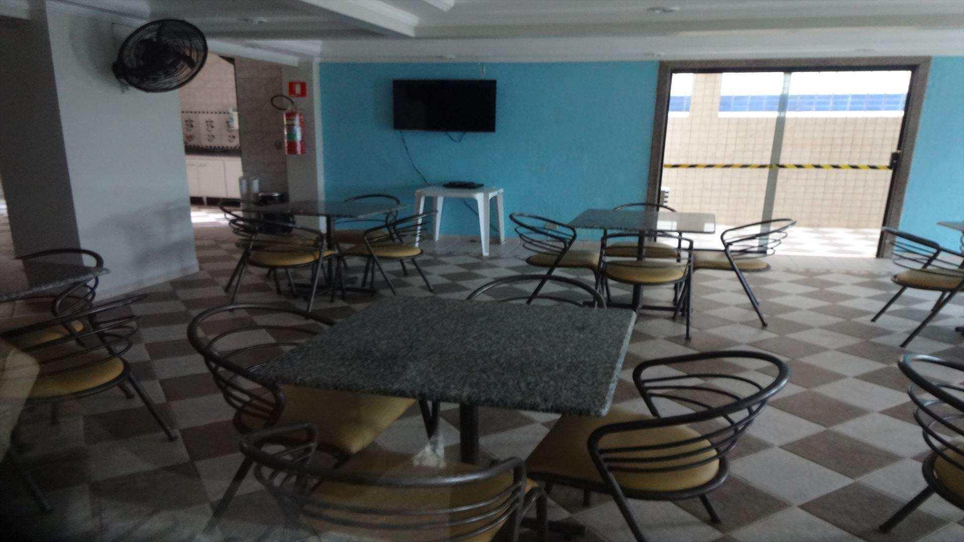12-Apartamento- 01 dormitório- Tupi- Praia Grande