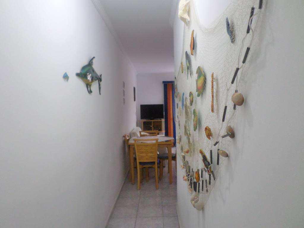 01- Apartamento- 01 dormitório- Tupi- Praia Grande