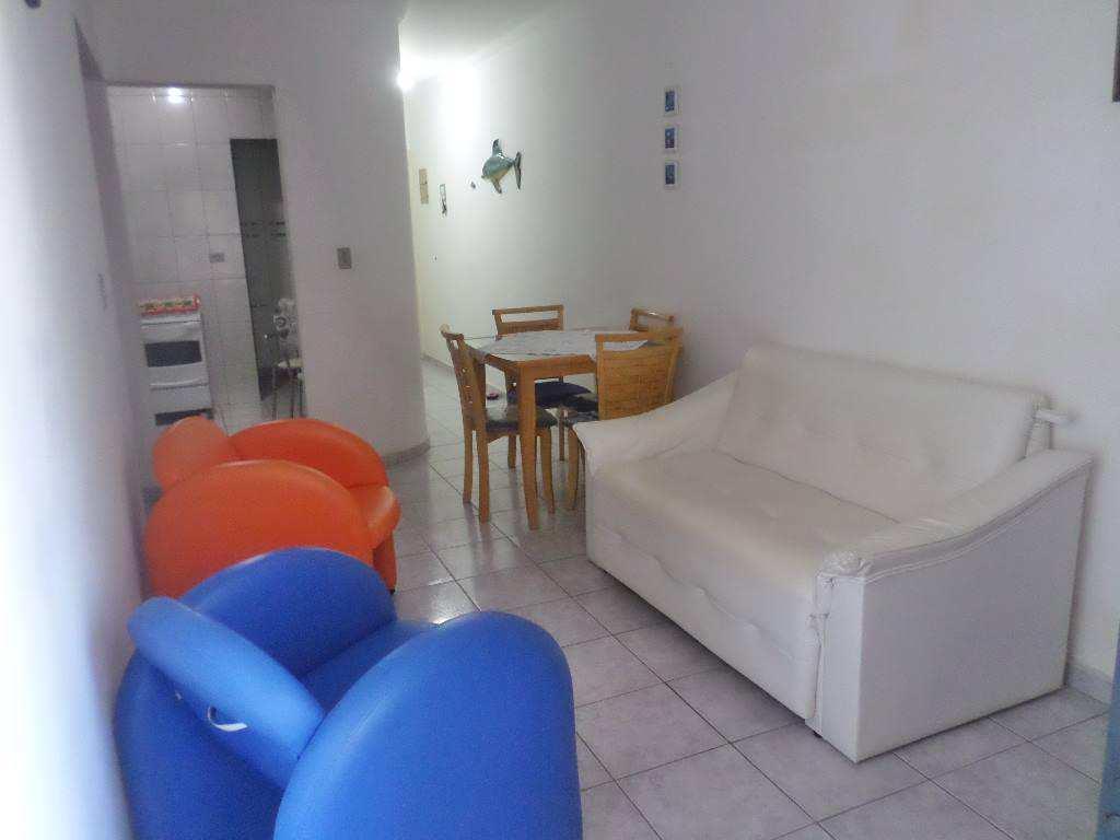 04-Apartamento- 01 dormitório- Tupi- Praia Grande