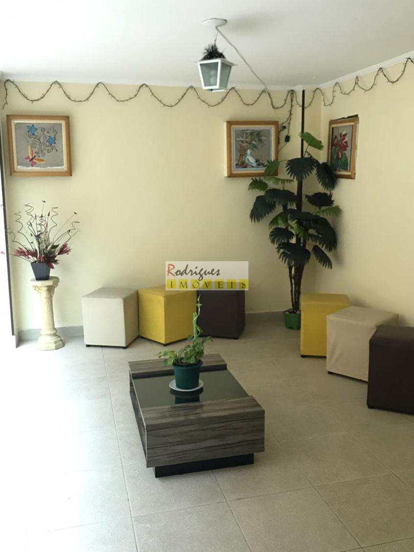 Apartamento com 1 dorm, Vila Cascatinha, São Vicente - R$ 180 mil, Cod: 3031