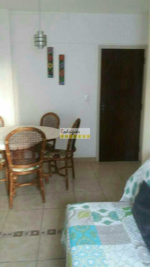 Apto mobiliado com 1 dorm, centro, São Vicente