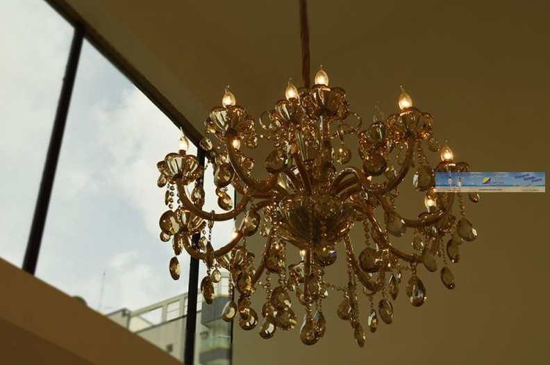 iluminação hall