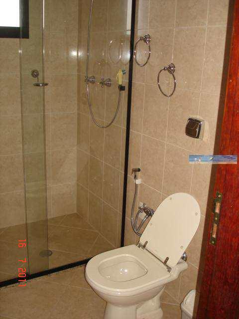 Banheiro double suite