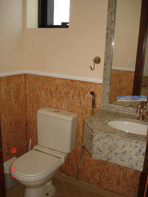 Banheiro Social ( lavabo)