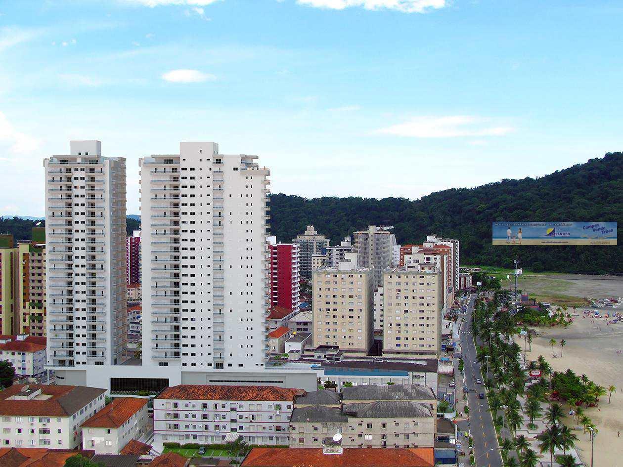 Apartamento com 3 dorms, Canto do Forte, Praia Grande - R$ 680 mil, Cod: 3535