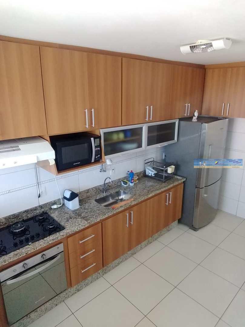 Apartamento com 3 dorms, Guilhermina, Praia Grande - R$ 600 mil, Cod: 3644