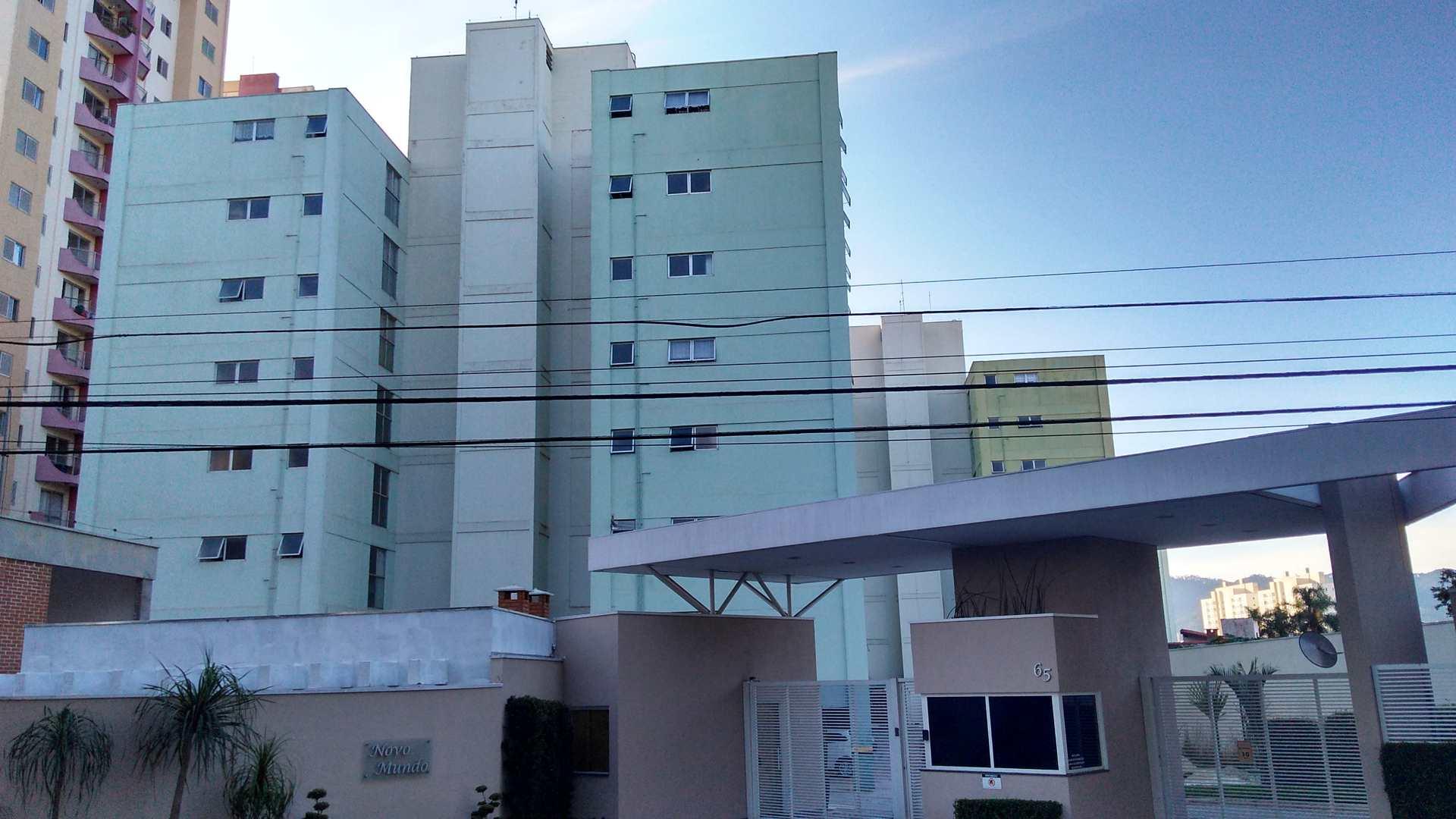 Apartamento com 2 dorms, Socorro, Mogi das Cruzes, Cod: 1368