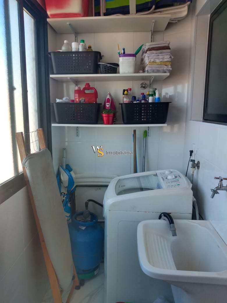 Apartamento com 3 dorms, Tupi, Praia Grande - R$ 340 mil, Cod: 635