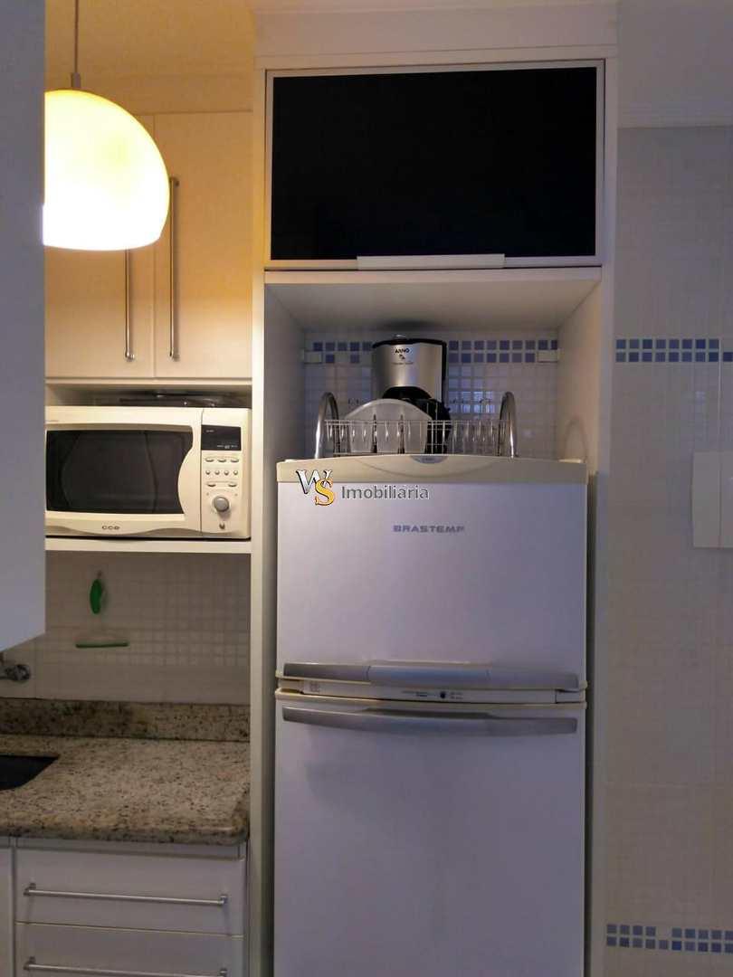 Apartamento com 3 dorms, Caiçara, Praia Grande - R$ 400 mil, Cod: 643