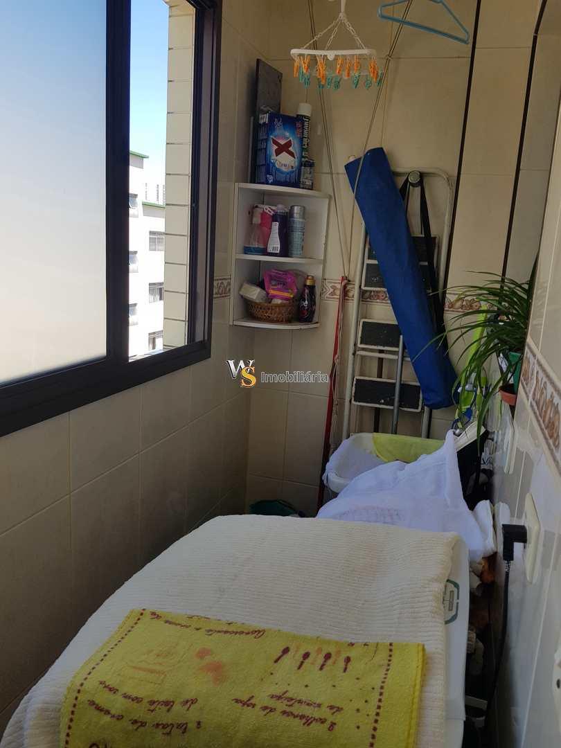 Apartamento com 2 dorms, Boqueirão, Praia Grande - R$ 265 mil, Cod: 648
