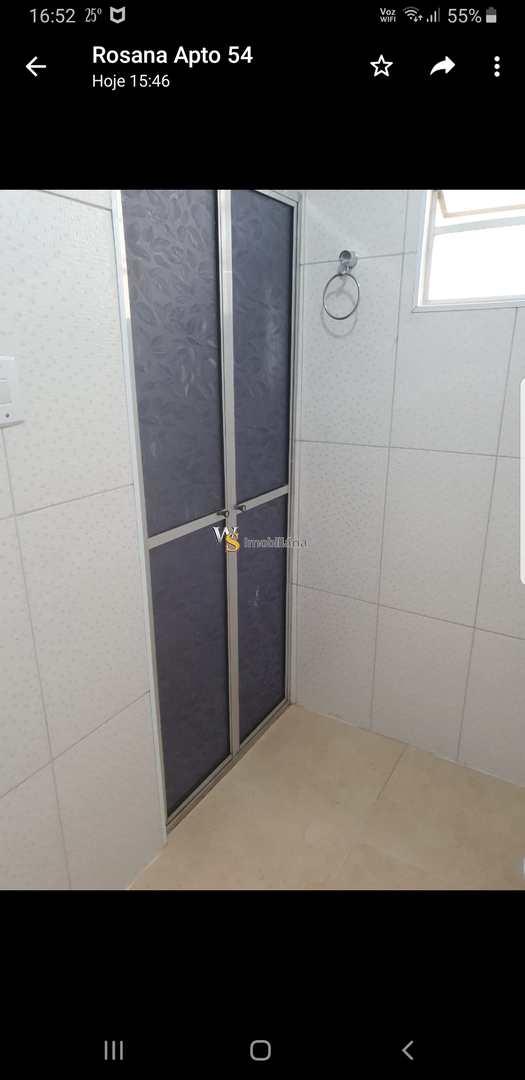 Apartamento com 1 dorm, Boqueirão, Praia Grande - R$ 220 mil, Cod: 656