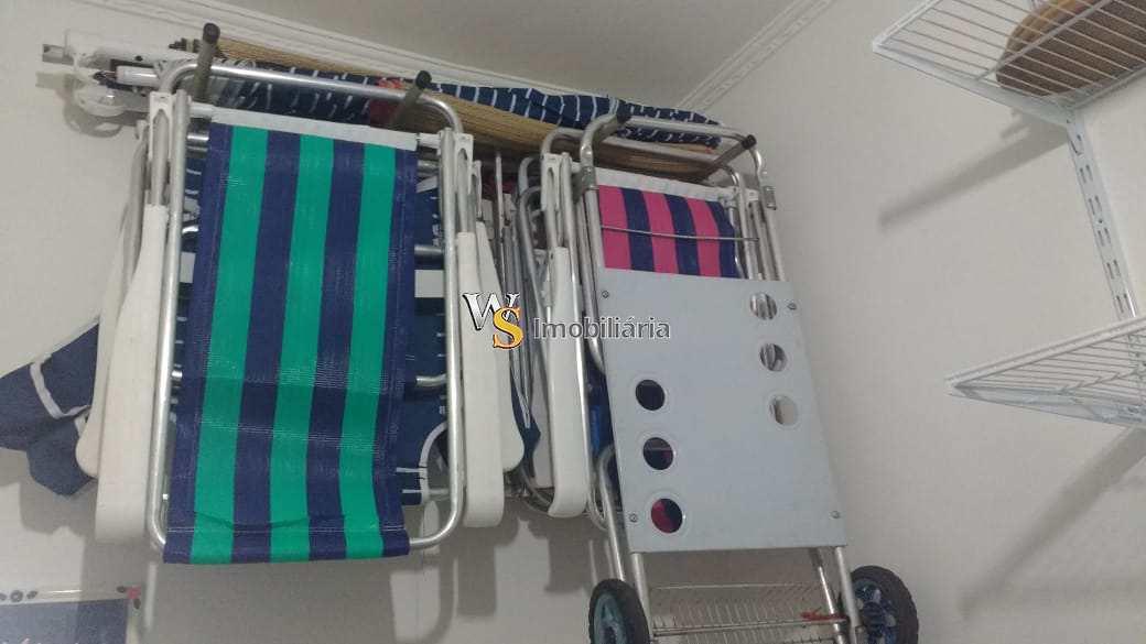 Casa de Condomínio com 1 dorm, Tupi, Praia Grande - R$ 165 mil, Cod: 682