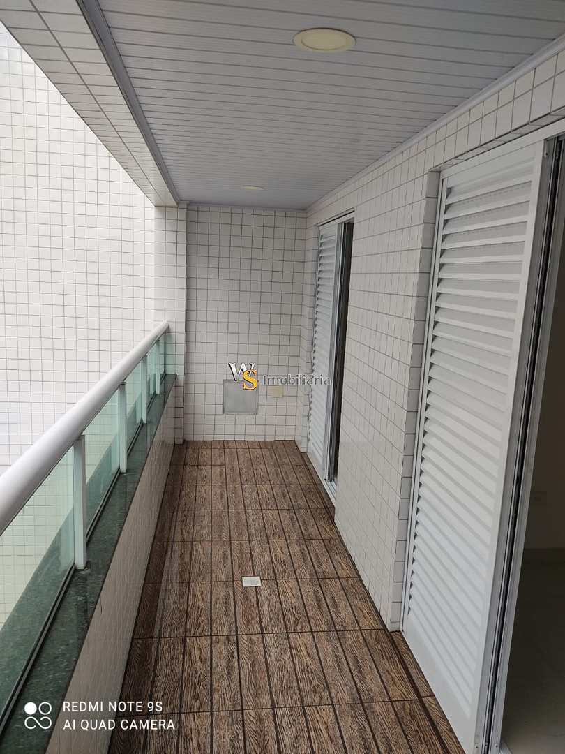 Apartamento com 2 dorms, Caiçara, Praia Grande - R$ 400 mil, Cod: 817