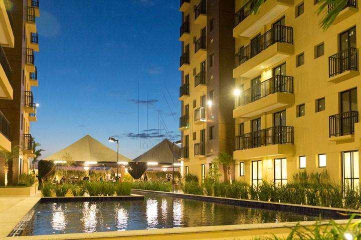 Apartamento com 3 dormitórios - Condomínio Sinfonia - Monte Mor
