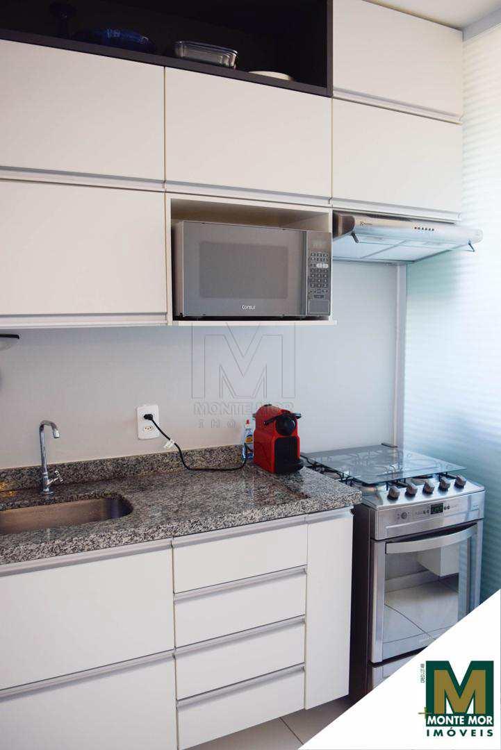 Apartamento com 2 dorms - Residencial Sinfonia - Monte Mor - SP