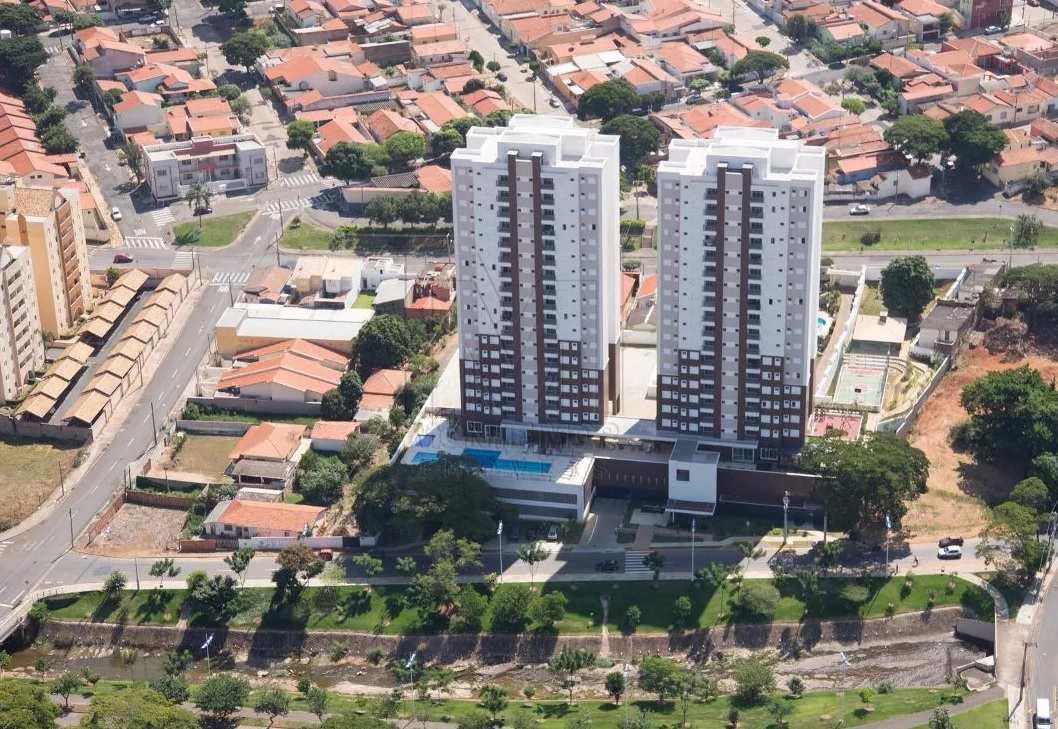 Apartamento - Edifício Soho - Indaiatuba - SP