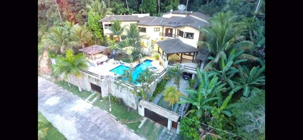 Casa com 5 dorms, Feiticeira, Ilhabela - R$ 2.8 mi, Cod: 667